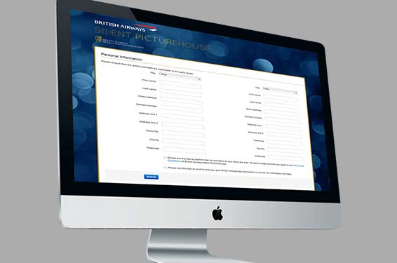 registration software
